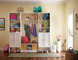 Cube Storage Bench Entryway And Mudroom Closetmaidmediakit