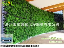 vertical garden hanging wall planters vertical green wall garden