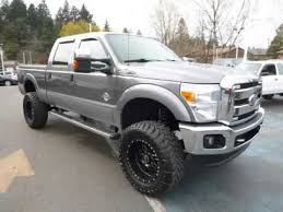 2011 ford trucks for sale 2011 ford f250 6 7 diesel lifted for sale in portland or