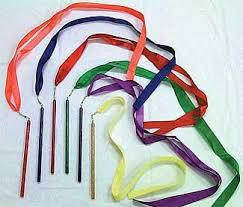 ribbon sticks wedding dj introduction idea ribbon sticks albany wedding dj