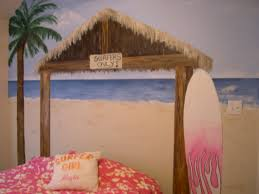 Surf Mural by Painting Murals Decorative Faux Finishes