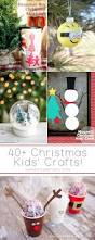 40 christmas kids crafts craft crafty kids and holidays