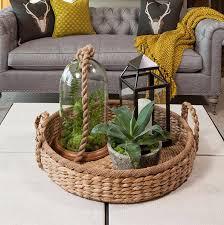 furniture enchanting coffee table decor with terrarium decor