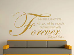 30 art quotes collection pinkquotes edward cullen quote twilight decorative wall art sticker text 3
