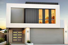 narrow lot home designs 2 storey home designs perth home designs ideas