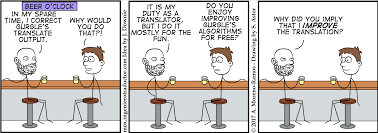 funny beer cartoon mox u0027s blog translator
