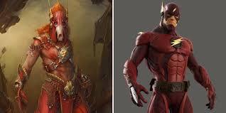 the flash fan art fan designed flash costumes cbr