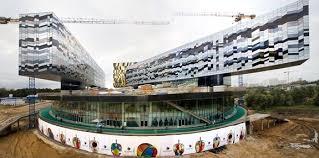 russische architektur bildergalerie zu wirtschaftsschule david adjaye in moskau