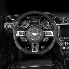 sve mustang x550 steering wheel black 15 17 lmr