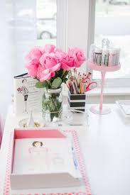 Pink Office Furniture by Home Studio White Desks Workspaces And Desks
