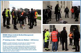 incident command table top exercises un geneva on twitter today ungeneva mimms 4th training session