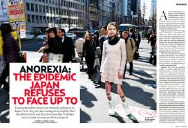 anorexia the epidemic japan refuses to face up to georgia hanias