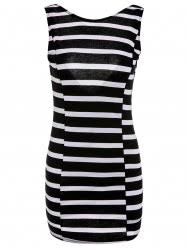 Black And White Striped Bodycon Dress Black White Striped Bodycon Dress Cheap Shop Fashion Style With