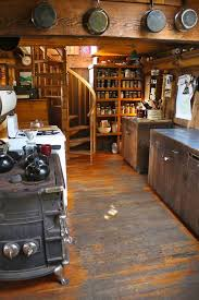 rustic kitchen style with vintage appliances rustic kitchen