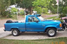 Ford Ranger Drift Truck - 1992 ford ranger information and photos zombiedrive