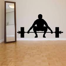 gym decor home design ideas