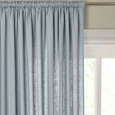 Washing Voile Curtains Buy John Lewis Washed Linen Slot Top Voile Panel John Lewis