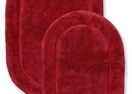 bathroom awesome rust colored bath rugs cievi home intended for