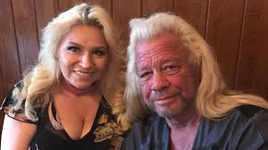 dog the bounty hunter gets a tattoo of his wife s name in touch weekly