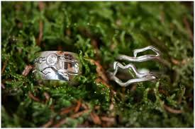 Country Wedding Rings by Rustic French Country Wedding Inspiration