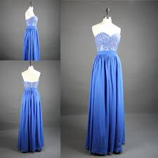 blue chiffon evening gown source quality blue chiffon evening gown