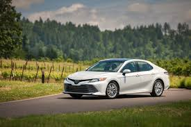 toyota company number 2018 toyota camry first drive review automobile magazine