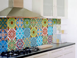 Kitchen Backsplash Decals Tile Decals Set Of 15 Tile Stickers For Kitchen Backsplash