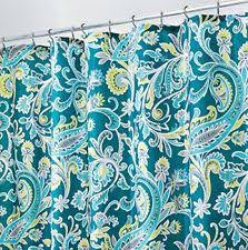 paisley shower curtains ebay