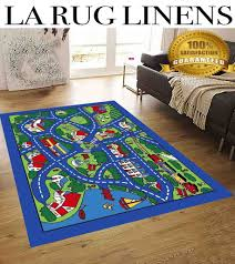 La Rugs City Kids Rug Disney 8x10 Extra Soft Non Slip Back Rug