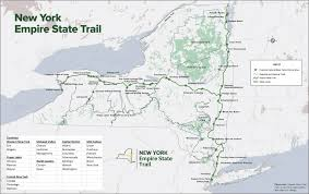 Westchester County Map The Empire State Trail Connection Brewster To Hopewell Junction