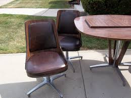 chromcraft table and chairs chromcraft mid century dining room kitchen table set with 4 chairs