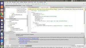 android master sync gradle project sync failed basic functionality e g editing