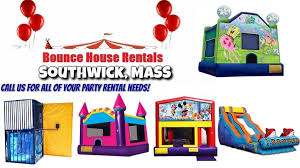 party rentals ma bounce house rentals southwick ma 01077 bounce house rentals