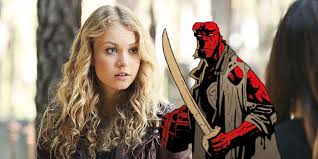 Hellboy Halloween Costume Hellboy Reboot Adds Penelope Mitchell Ganeida Witch
