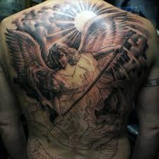 34 best angel tattoos ideas