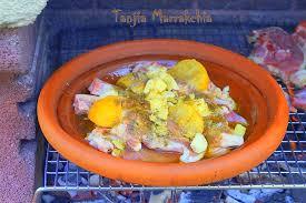 recette de cuisine marocaine recette tanjia marrakchia à ma façon aux delices du palais