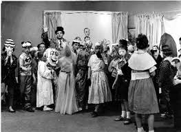 1960s Halloween Costume History Wjpb Tv Wdtv Weston West Virginia