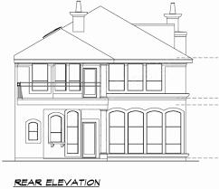 rhodes ranch deux narrow house plans luxury house plans