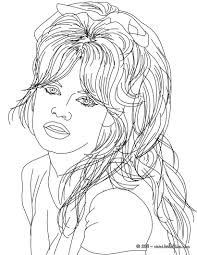 brigitte bardot french icon coloring pages hellokids com