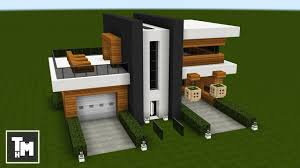 how to build a small modern house minecraft how to build a small modern house tutorial easy