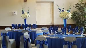 royal blue and silver wedding eventsojudith your one stop wedding party and event planning