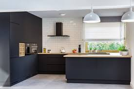 how to clean matte black cupboards matte black modern kitchen contemporary kitchen other