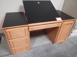 vintage wood drafting table furniture vintage wood drafting table by studio designs desk with