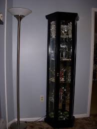 glass door entertainment center curio cabinet curio cabinets calgary awesome images ideas glass