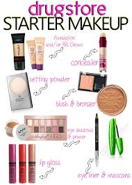 starer kit for makeup on a budget i really want to try the maybelline palette and blush nyx er gloss and revlon powder
