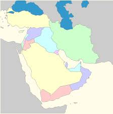 middle east map with country name atlas maps of the middle east maps of all the countries