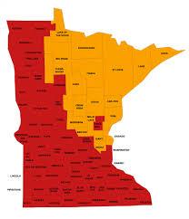 United States Radon Map by Radon