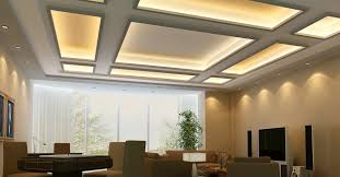 Lighting Ideas For Living Room Ceiling by Living Room False Ceiling Gypsum Board Drywall Plaster