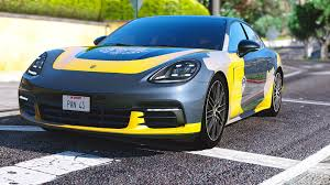porsche indonesia porsche panamera 4s 2017 add on replace livery gta5 mods com