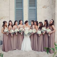 wedding dress colors mauve bridesmaid dresses 2017 wedding ideas magazine weddings